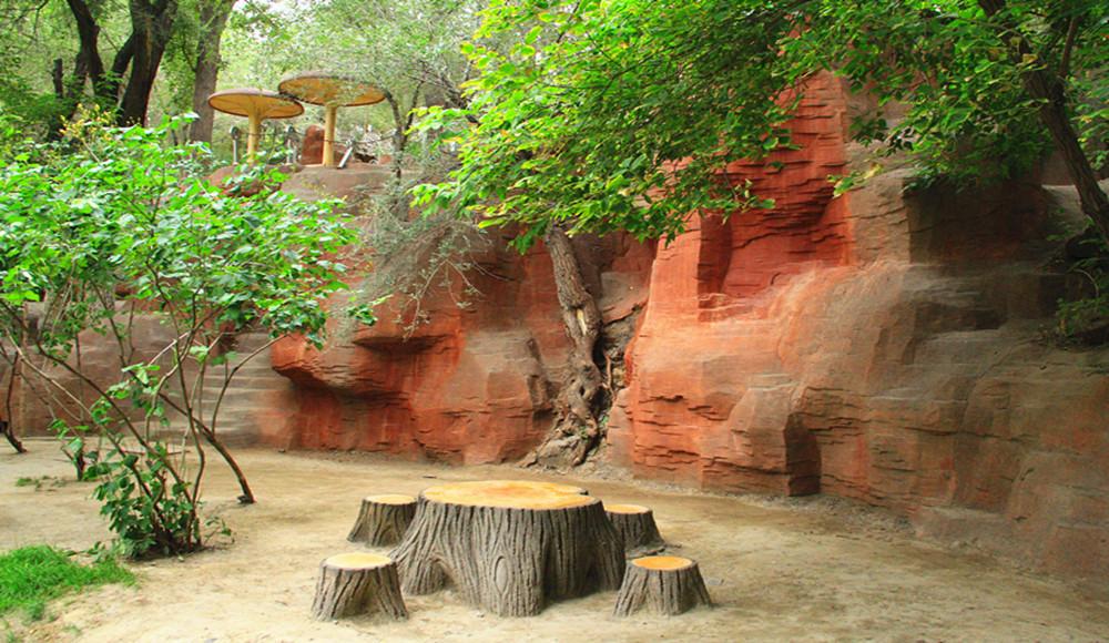 水磨沟风景区----清泉寺