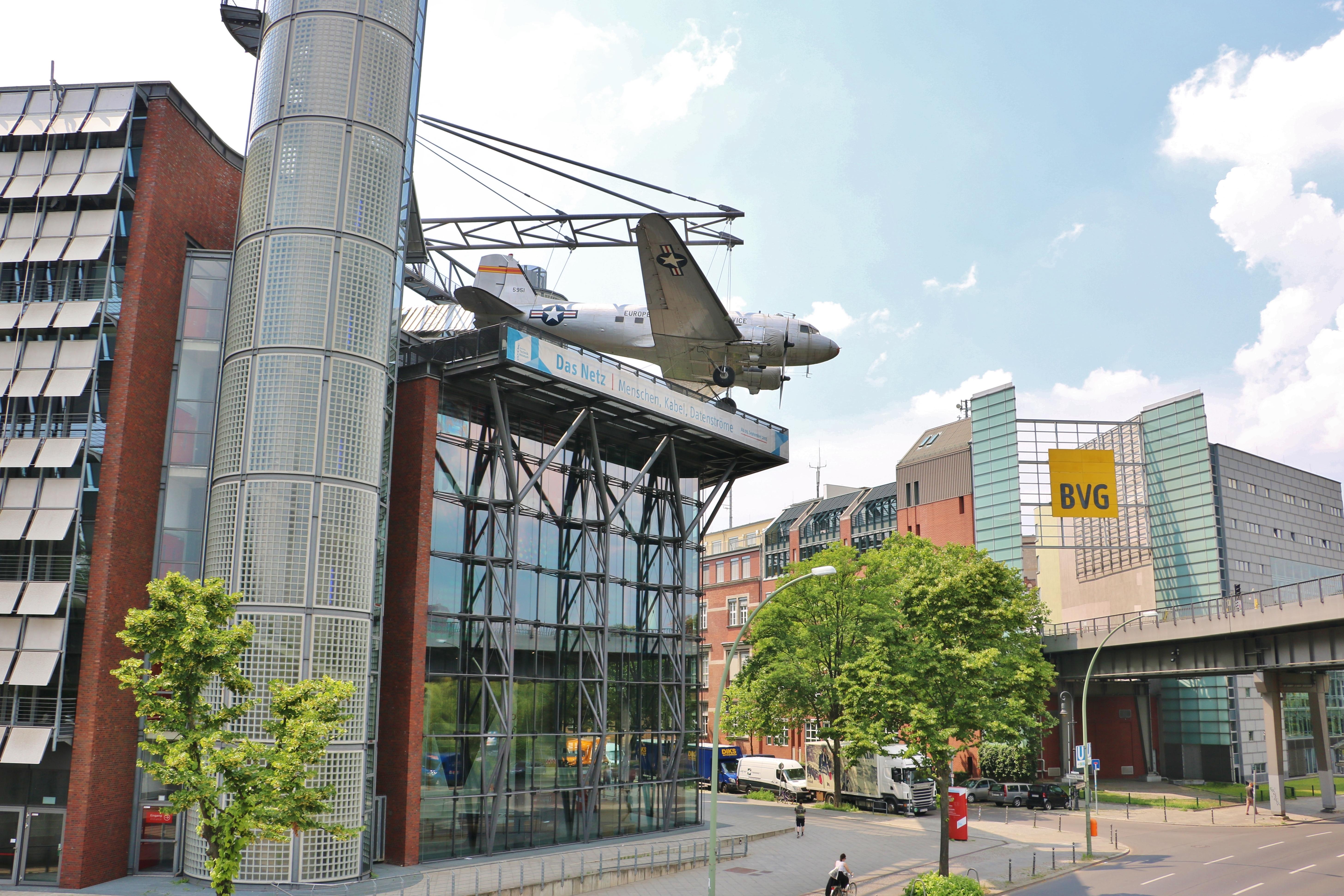 德国技术博物馆  German Museum of Technology   -0