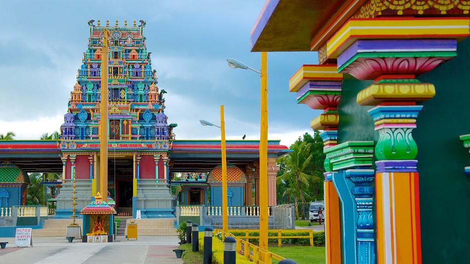 沙巴馬尼亞濕婆廟  Sri Siva Subramaniya Swami Temple   -1