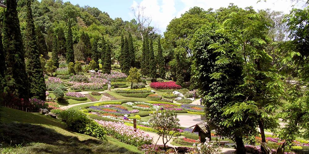 德斯登花園  Thurston Garden   -1