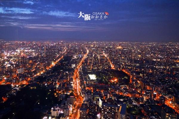 【日本和风之旅】漫游大阪五日记实——usj,美食,购物