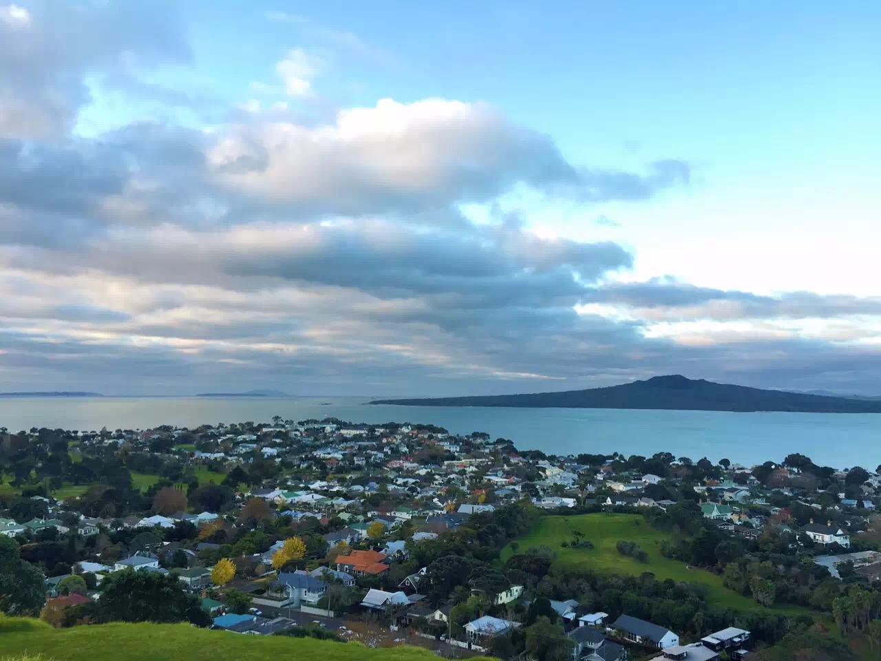奧克蘭維多利亞山  Mount Victoria, Auckland   -4
