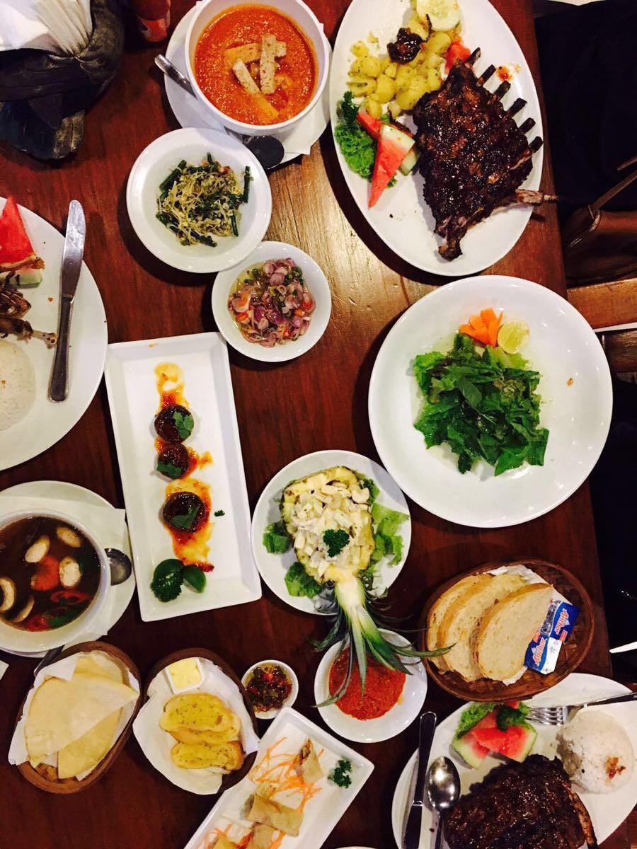 巴厘岛吃货志愿者旅行免税店攻略