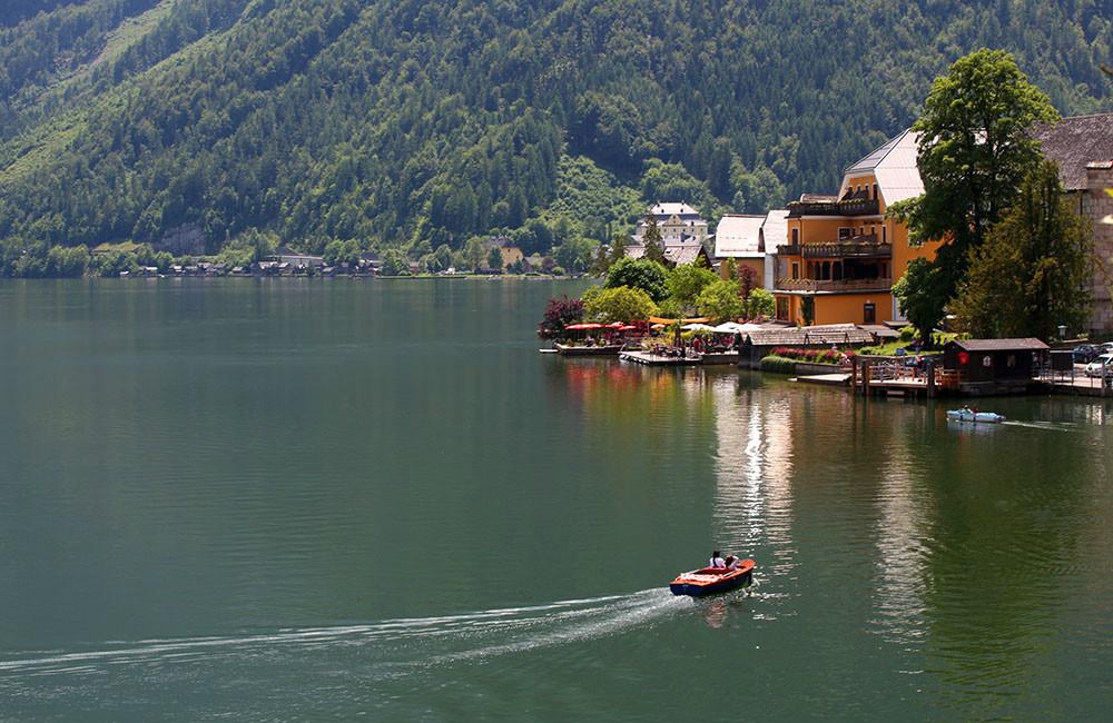 奥地利:最美小镇--哈尔斯塔德