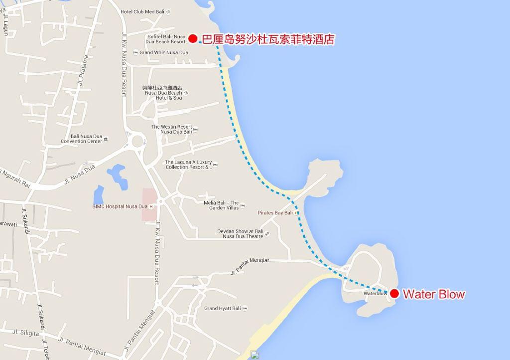 谷歌印尼地图中文版