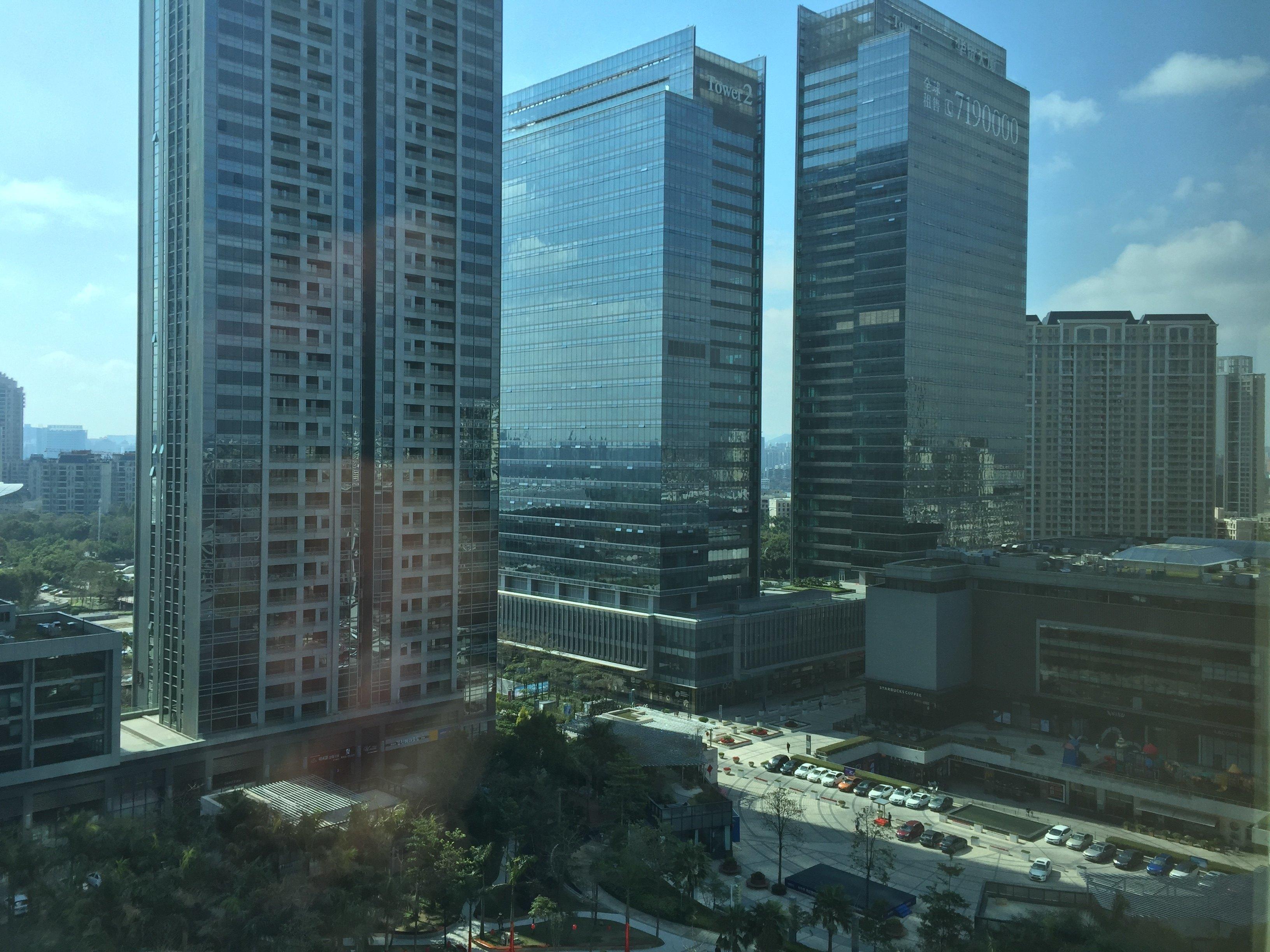 深港酒店公寓(惠州华贸中心店)图片
