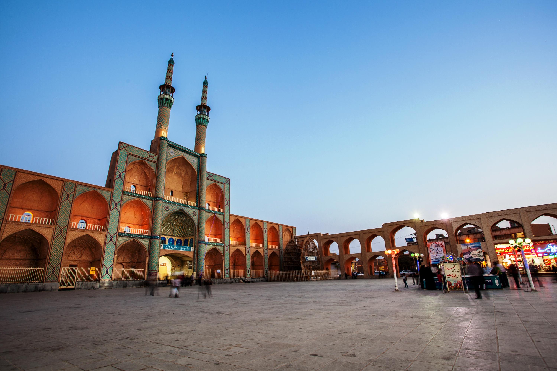 阿米爾恰赫馬格廣場  Amir Chakhmagh   -3