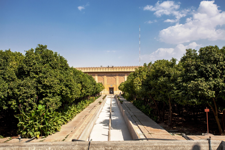 卡里姆汗古城堡  Citadel of Karim Khan   -4