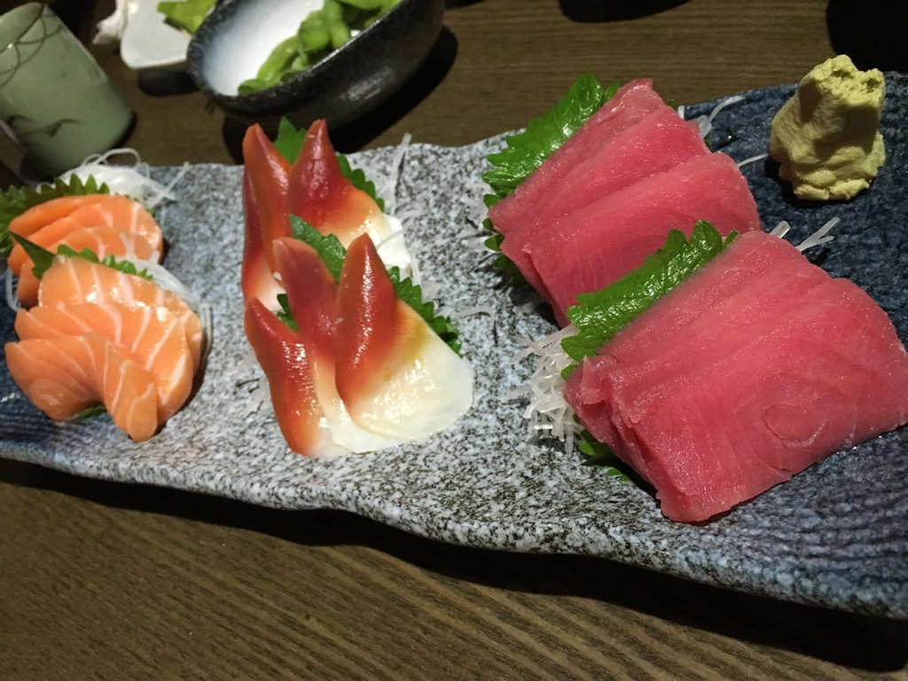 日式料理探店之「红灯笼」