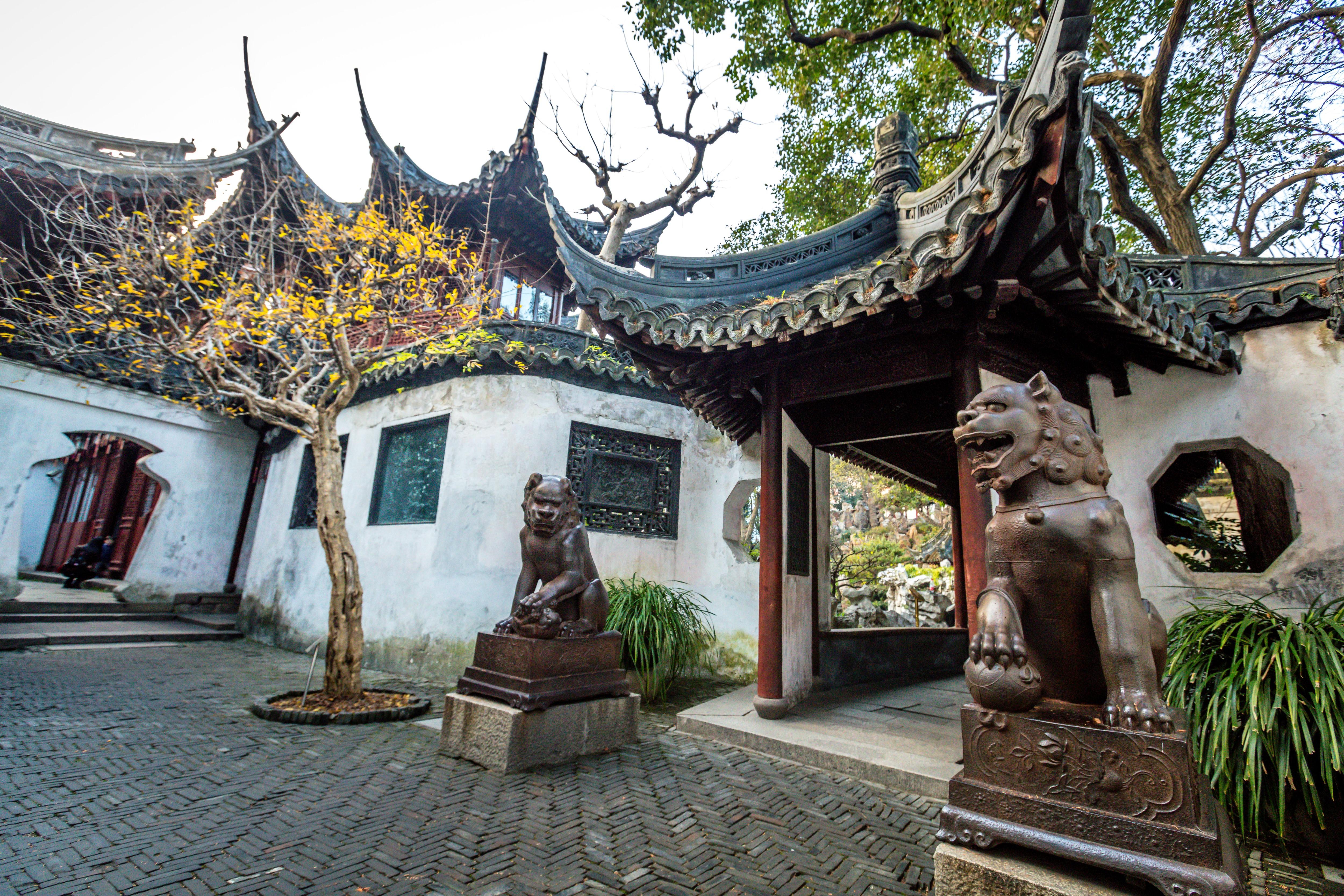 豫園  Yu Garden   -4