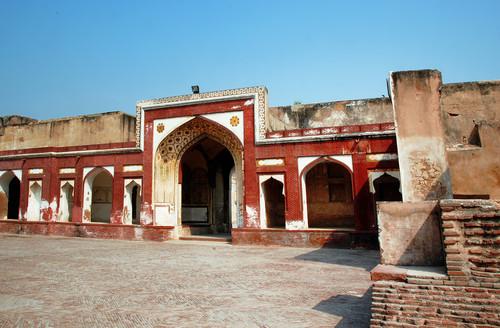 拉合爾古堡  Lahore Fort   -3