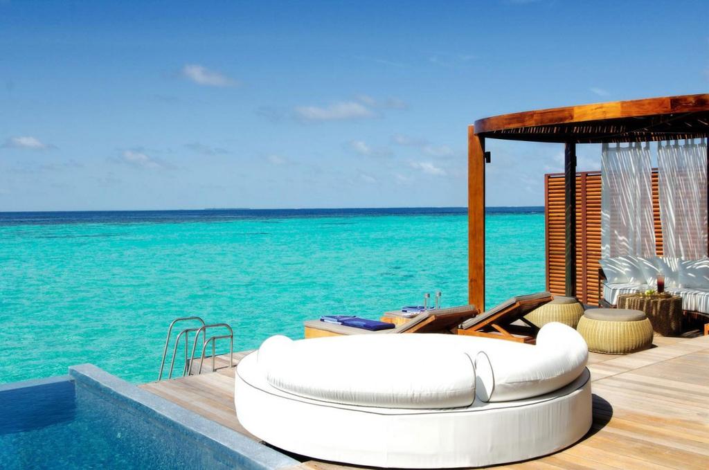 马尔代夫w宁静岛6日4晚自由行·7星级岛屿