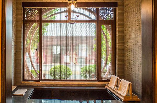 在西安华清御汤酒店 享中式古典之美_唐诺旅游