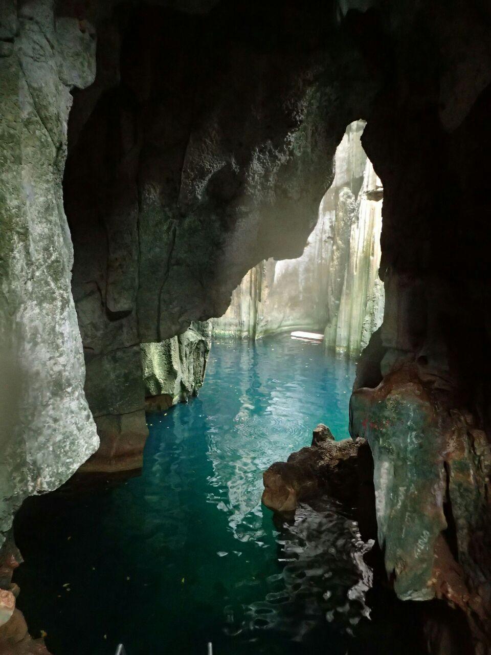 萨瓦伊劳洞穴  SAWA-I-LAU CAVES   -3