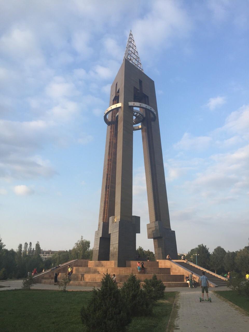 吉尔吉斯斯坦国家博物馆  Muzei   -2
