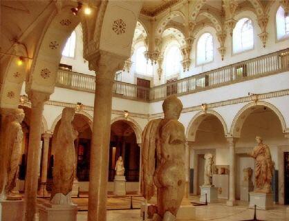 巴尔多博物馆  Bardo National Museum of Prehistory and Ethnography   -4