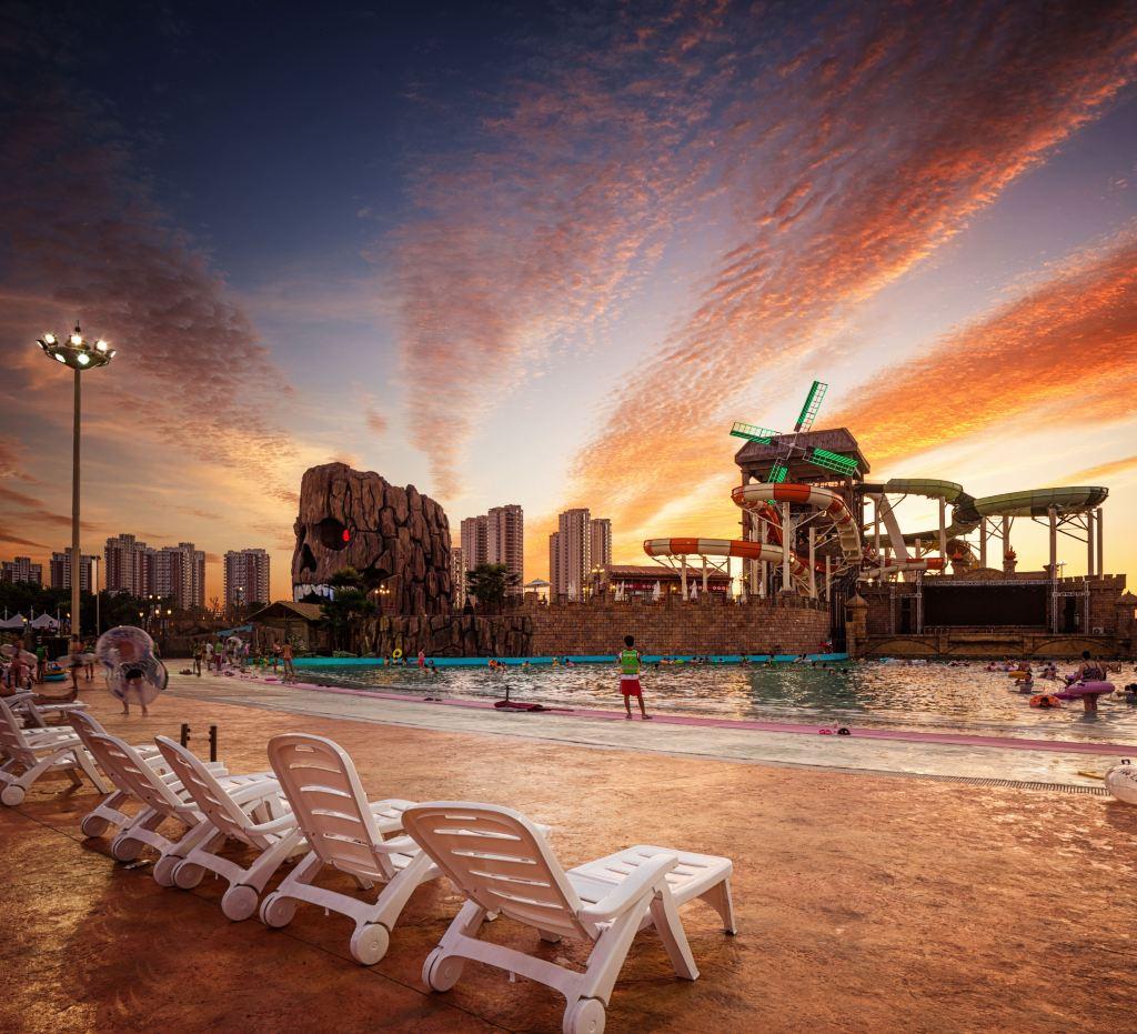 烟台避暑之你不得不去的37度梦幻海水乐园