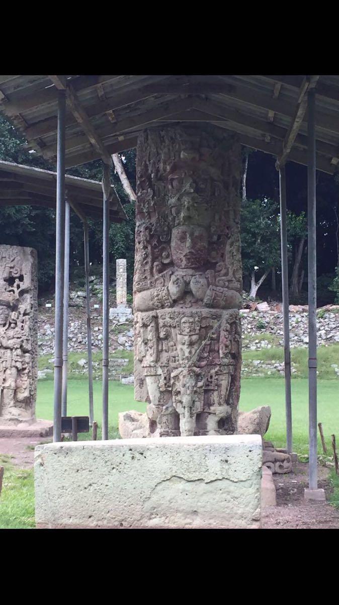 科潘玛雅遗址  Las Copán Ruinas   -2