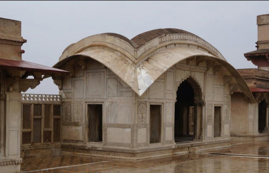 拉合爾古堡  Lahore Fort   -1