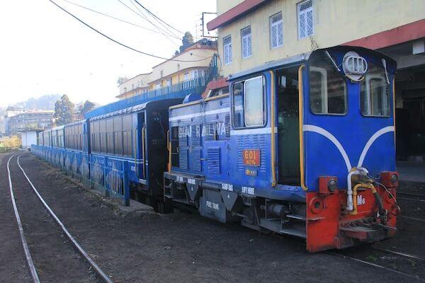 大吉嶺喜馬拉雅火車  Darjeeling Himalayan Railway Toy Train   -1