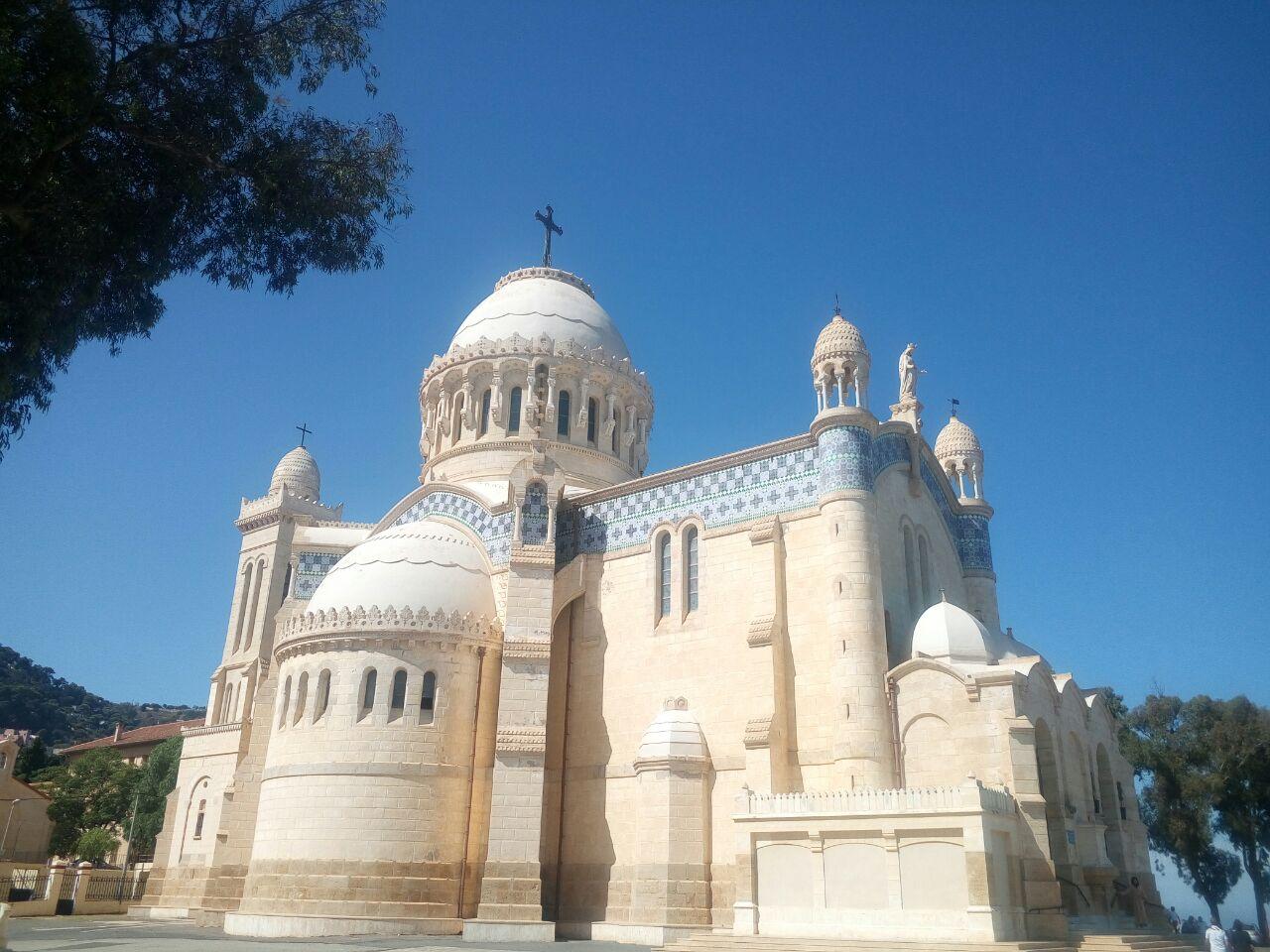 非洲圣母院  Notre Dame d'Afrique   -0