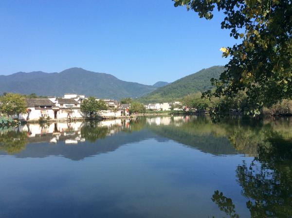 杭州--淳安千岛湖--歙县