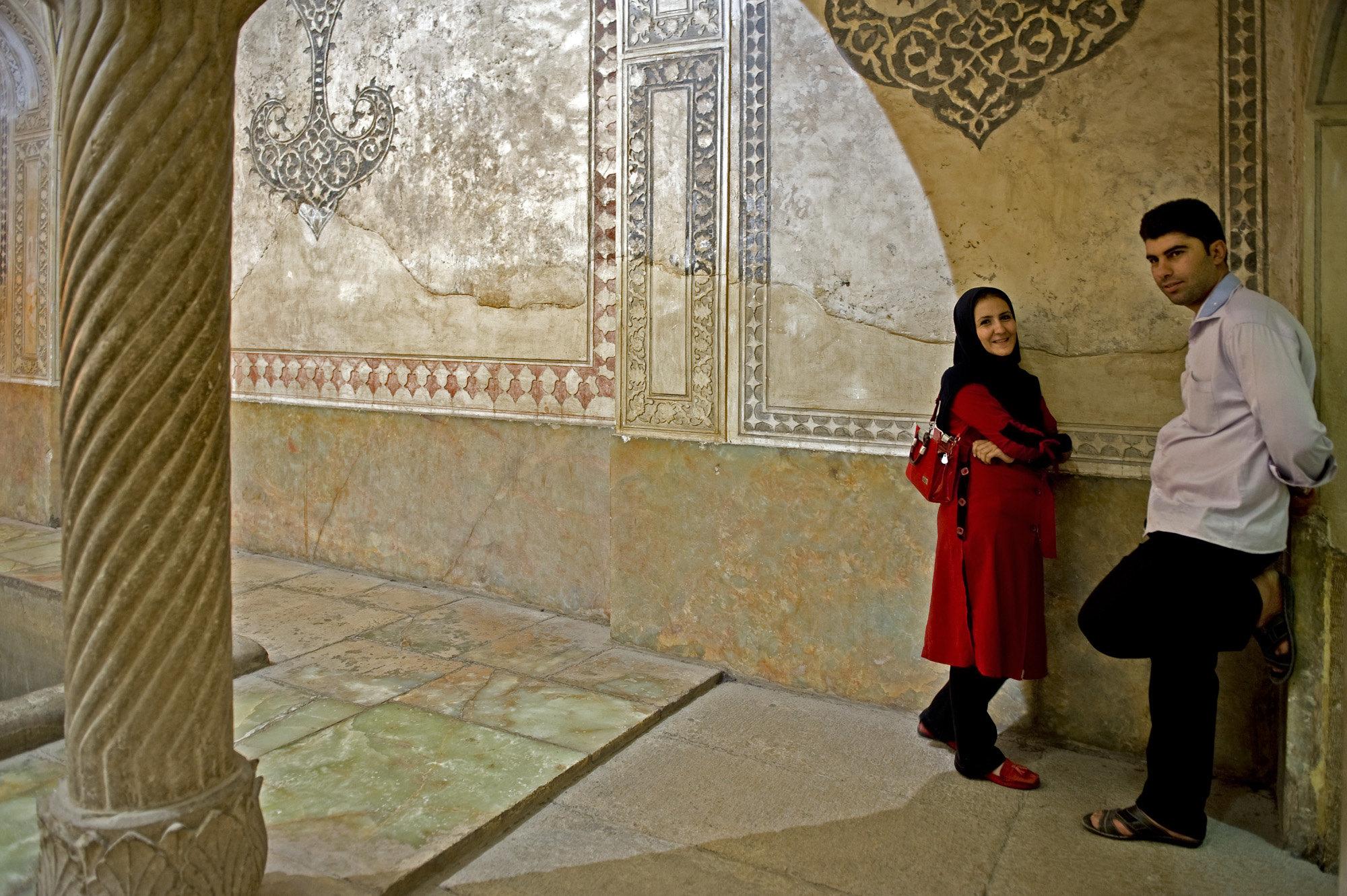 卡里姆汗古城堡  Citadel of Karim Khan   -1