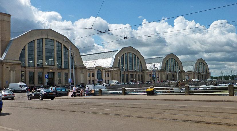 里加中央市場  Riga Central Market   -1