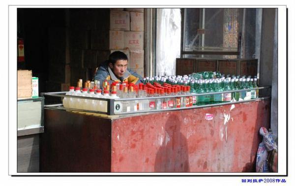 藏地唯一的财神庙——扎基寺