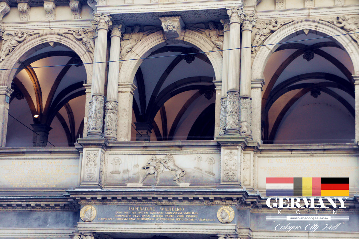 科隆市政厅  Cologne City Hall   -4