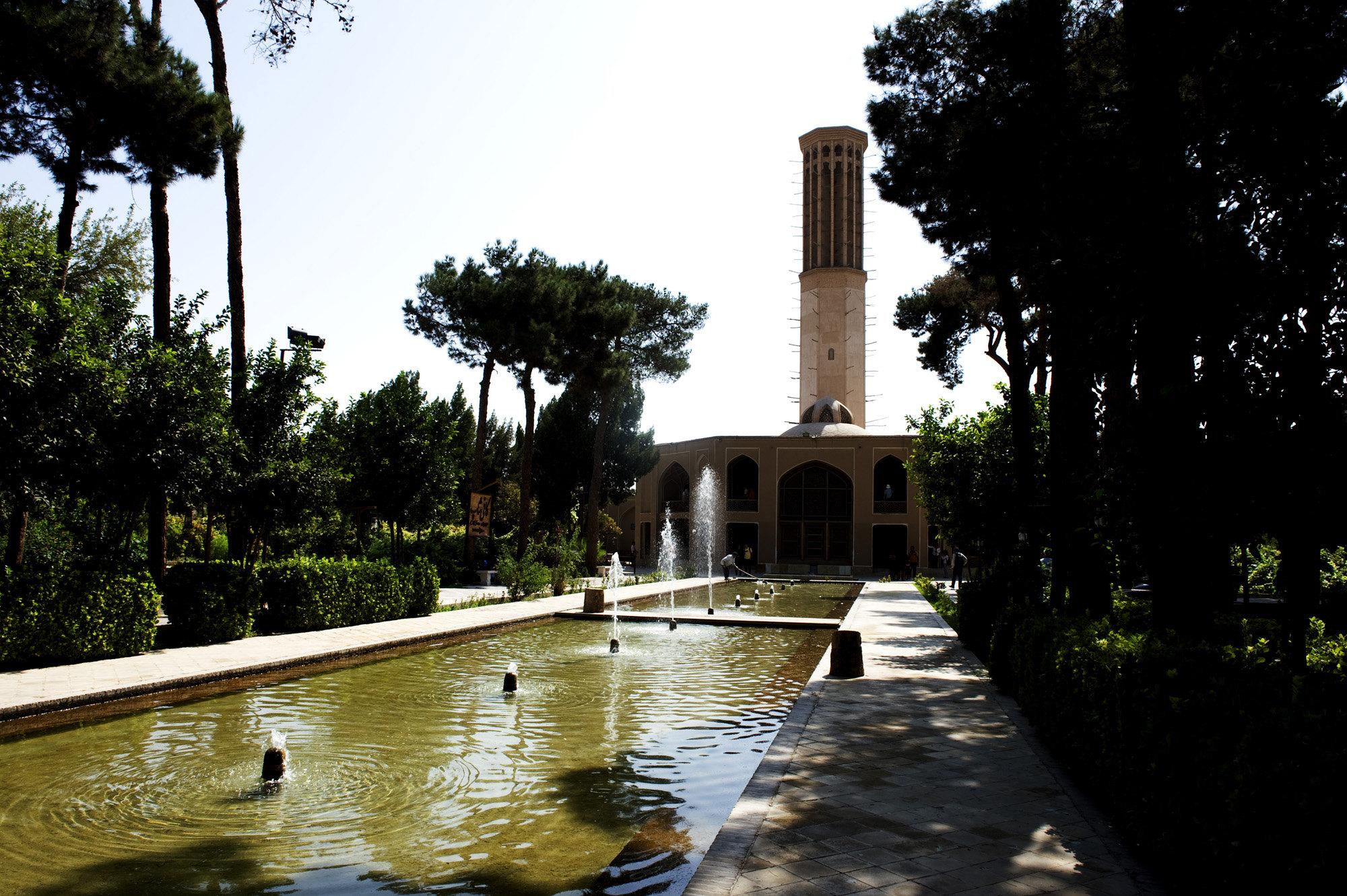 豆拉塔巴特花園  Dowlat Abad Garden   -3
