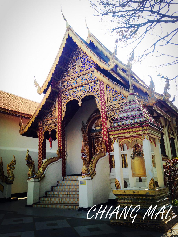 台阶上雕刻的九头蛇(naga)非常有特色,蛇身蜿蜒一路成为台阶的栏杆.