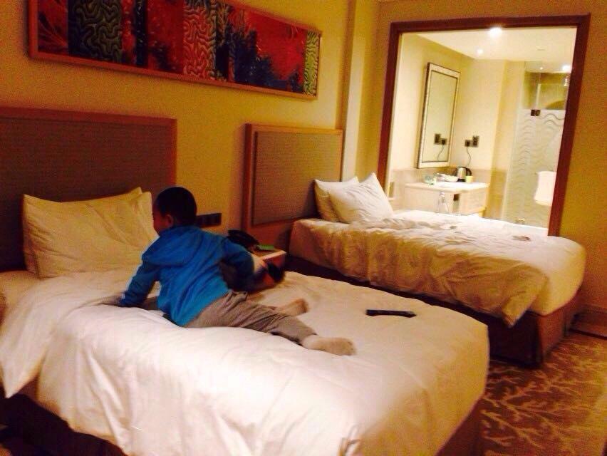 2014珠海长隆海洋王国+大马戏+横琴酒店图片