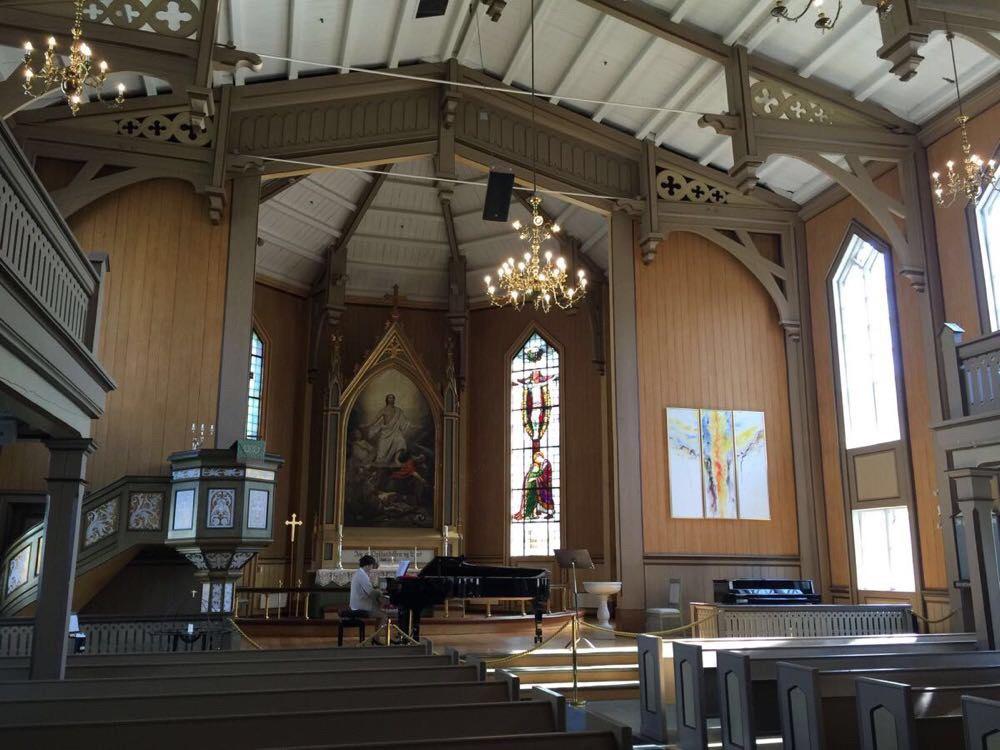 特罗姆瑟路德教堂  Tromsø Domkirka   -1