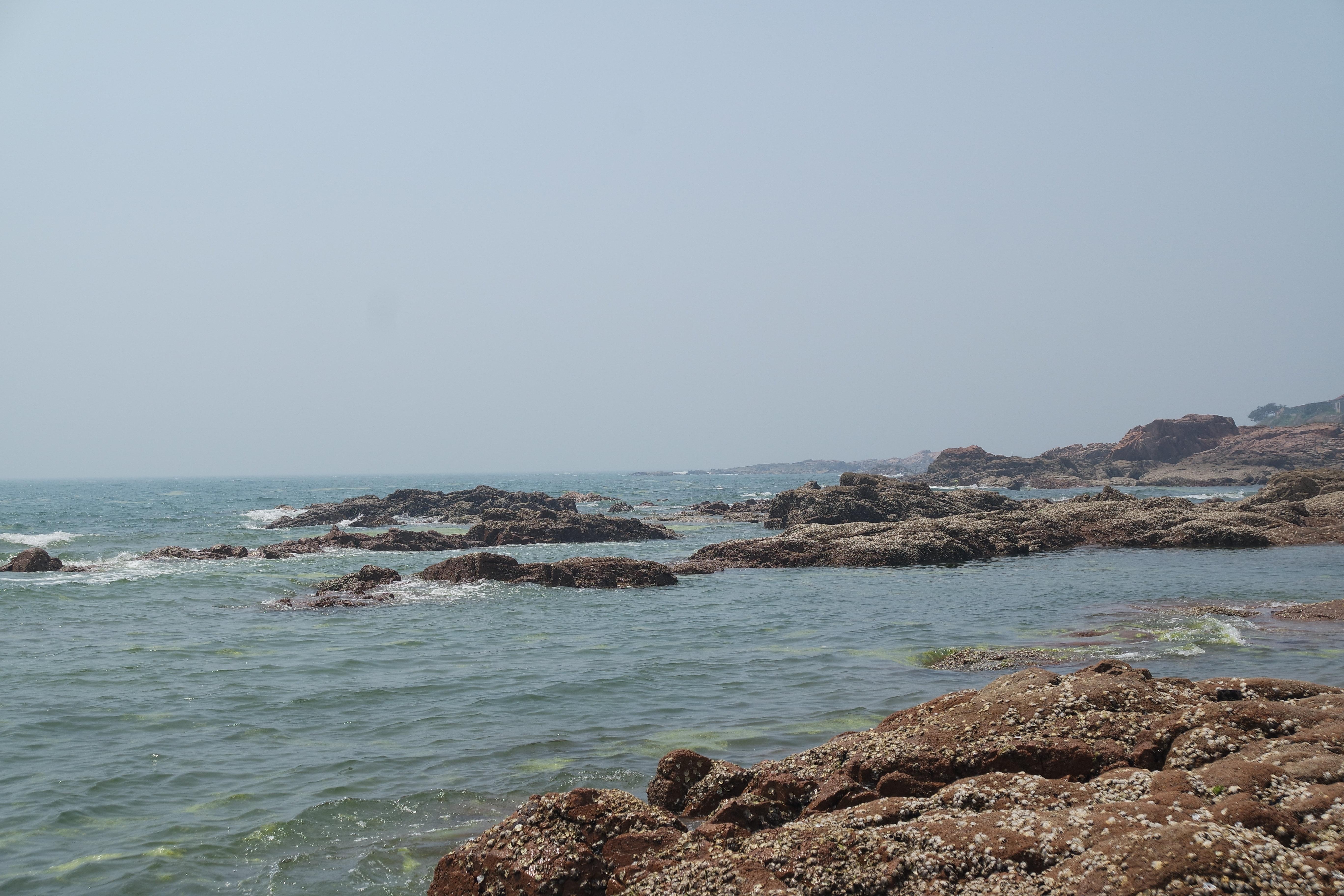 青岛银沙滩附近吃饭