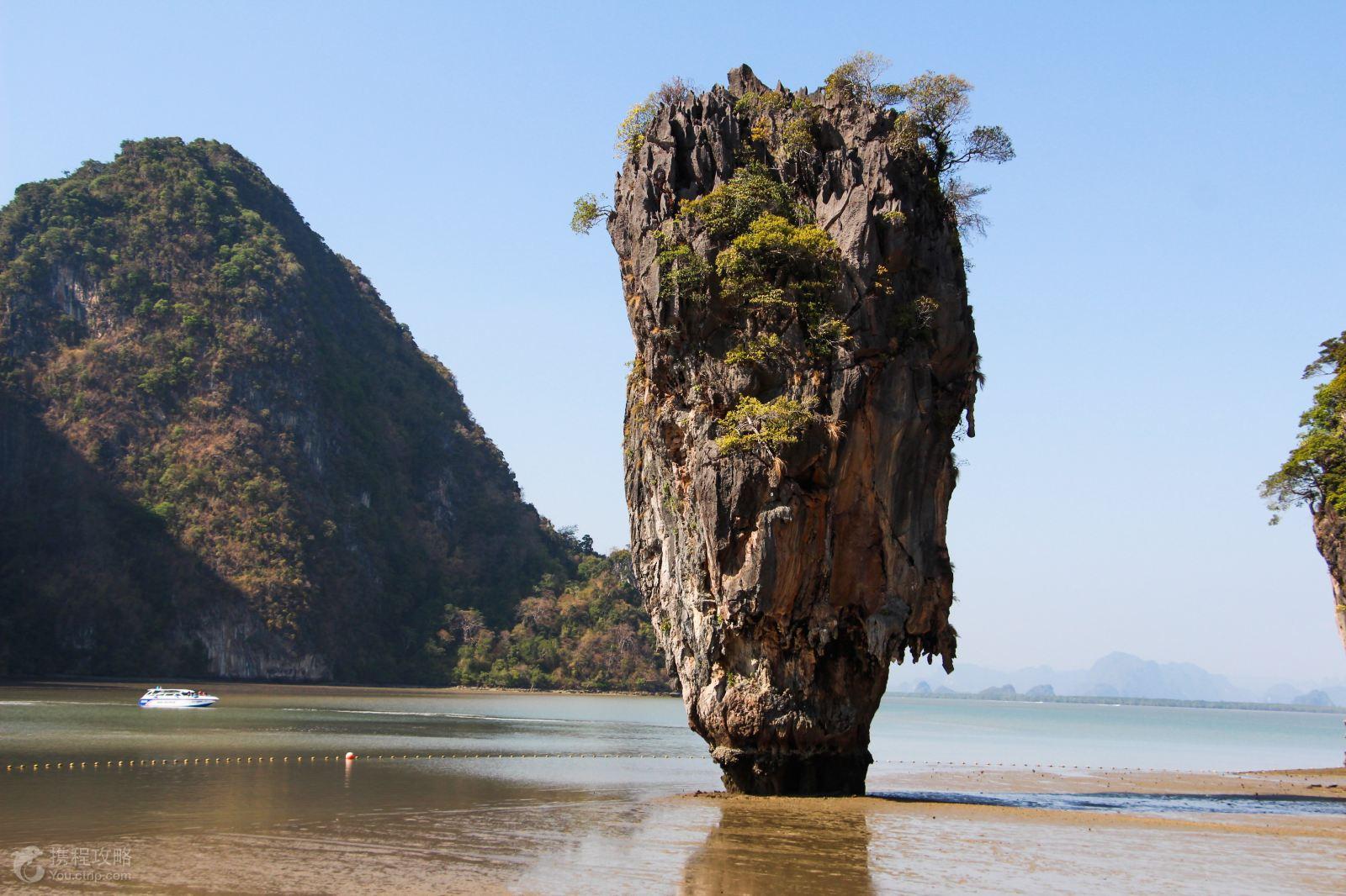 泰国+甲米+斯米兰群岛+普吉岛6日4晚跟团游·神奇4岛
