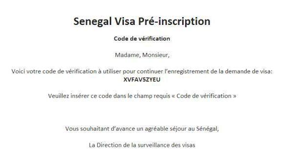 塞内加尔签证完全攻略