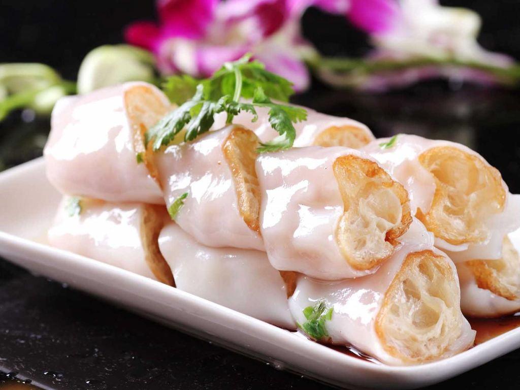 带你吃地道的布拉肠-广州肠粉【源自老广记 肠粉 加盟