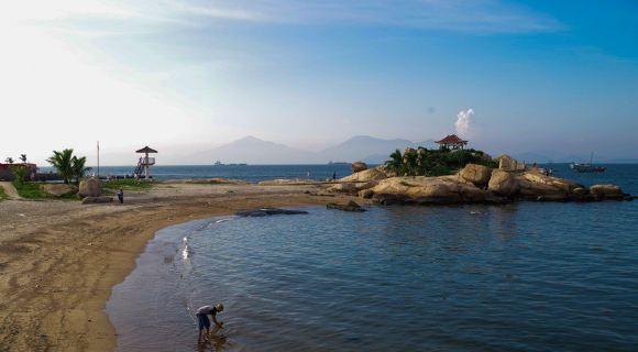 珠海外伶仃岛海景  畅游珠海离岛全攻略-淇澳岛