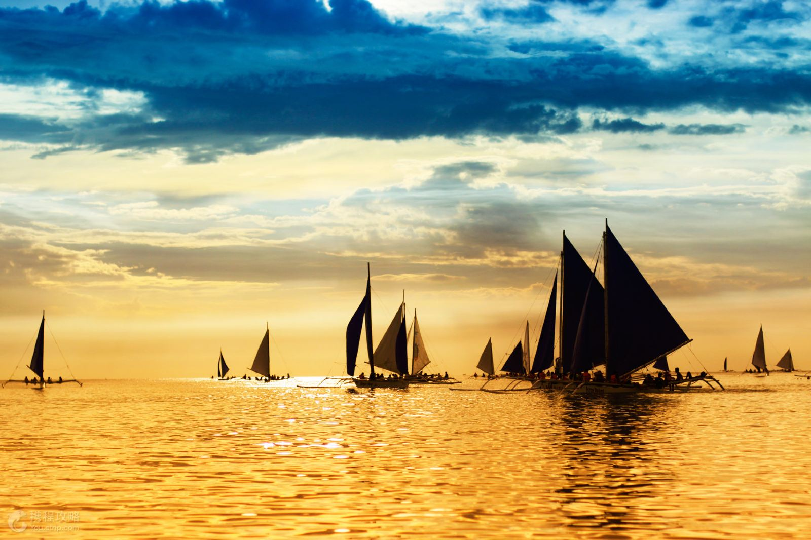 菲律宾长滩岛6日4晚跟团游·保证