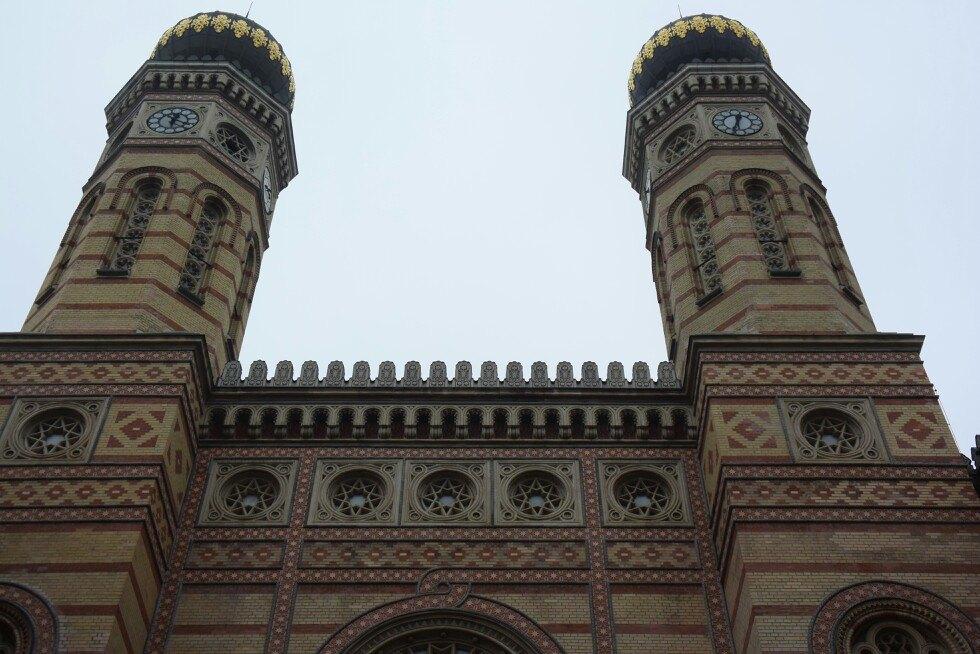 烟草街犹太教堂  Dohany utcai Zsinagoga   -4