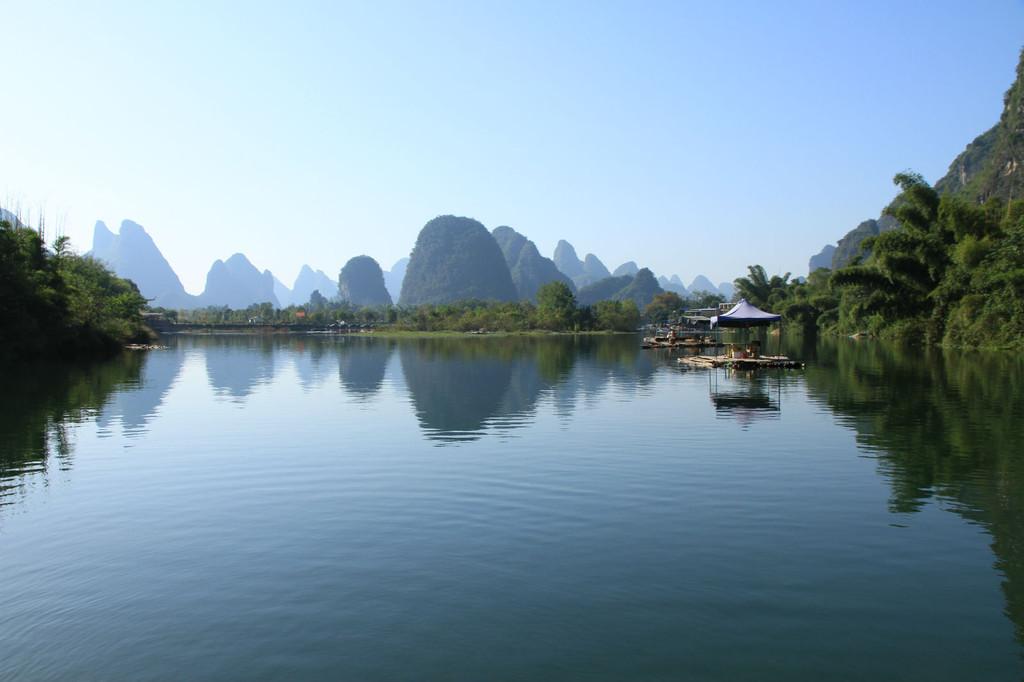 20元桂林风景