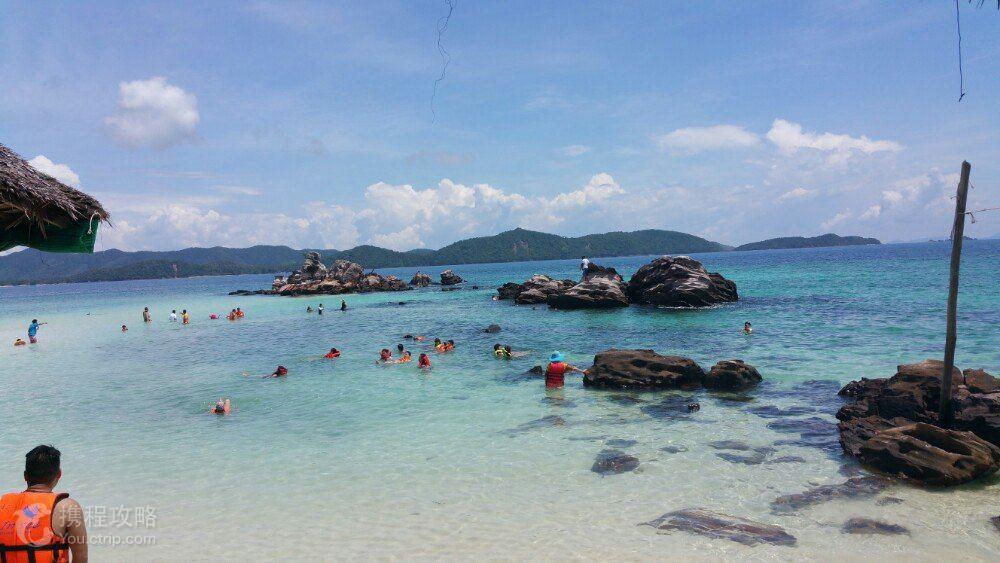 泰国普吉岛6日4晚跟团游·上海直飞+全程当五+无自费