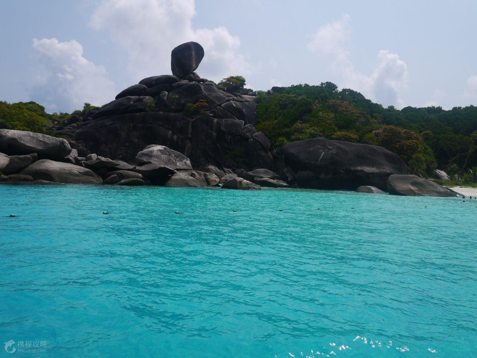 泰国+普吉岛+斯米兰群岛6日5晚跟团游·