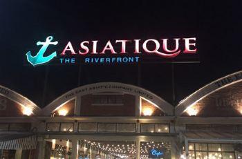 【携程攻略】曼谷Asiatique美食码头附近夜市瓦纳卡美食图片