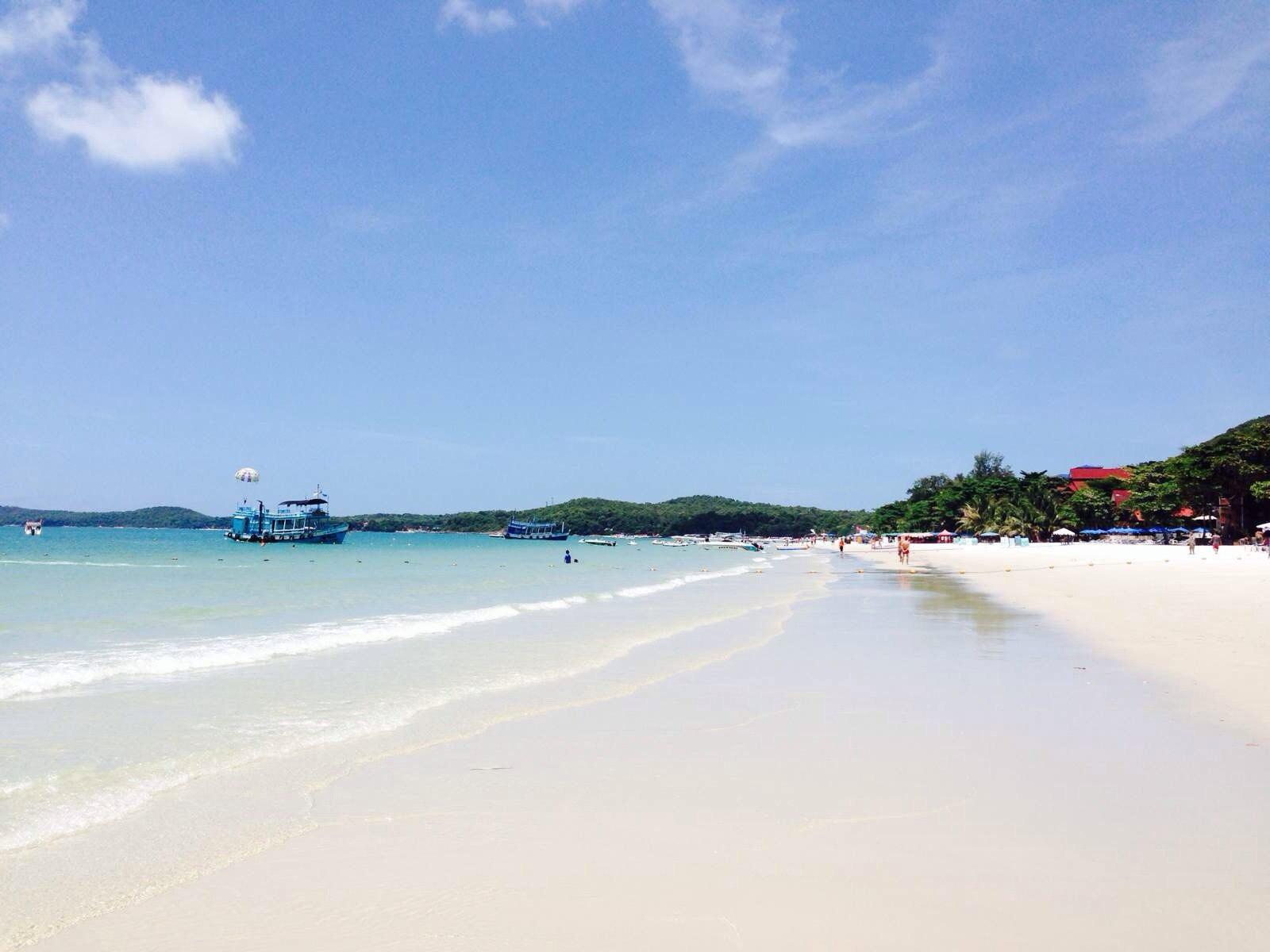 沙美岛,来过泰国的朋友应该不陌生.