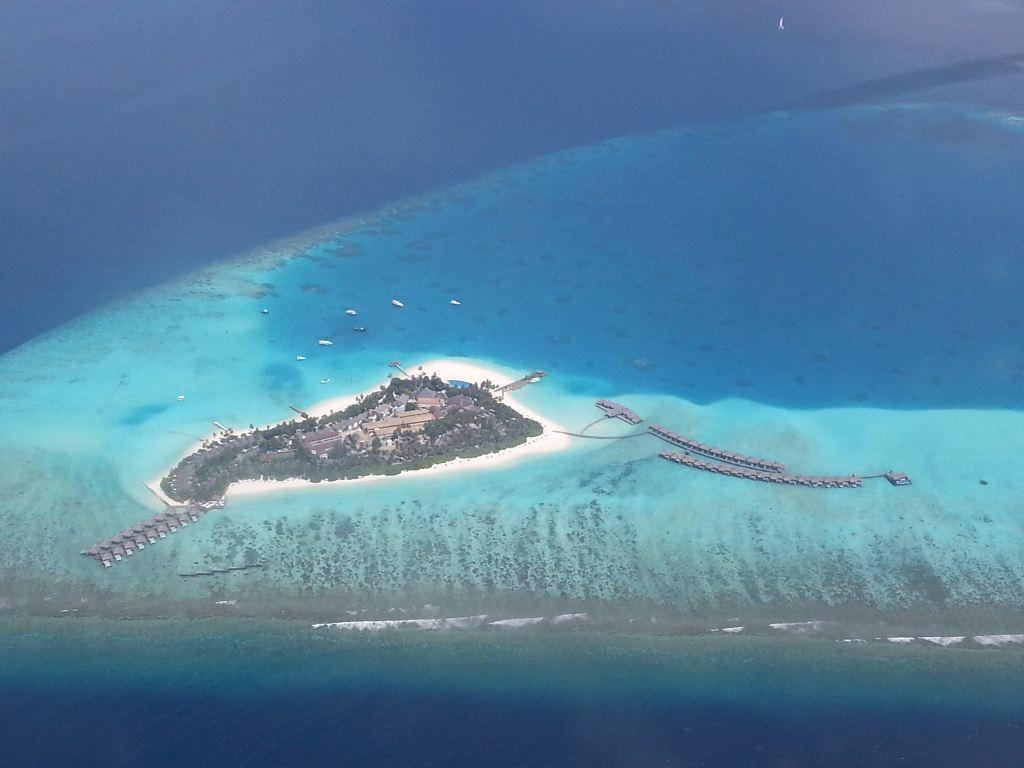 马累机场-马尔代夫lux*度假村内陆飞机+快船接送已在