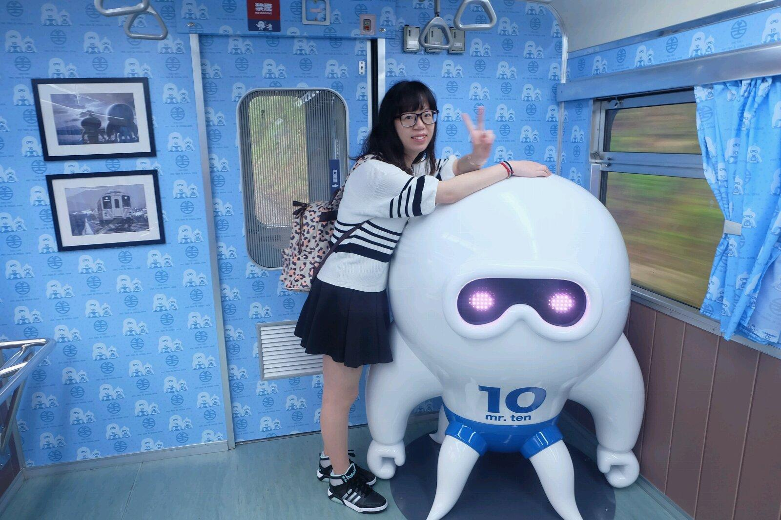 在可爱的台湾遇见可爱的人