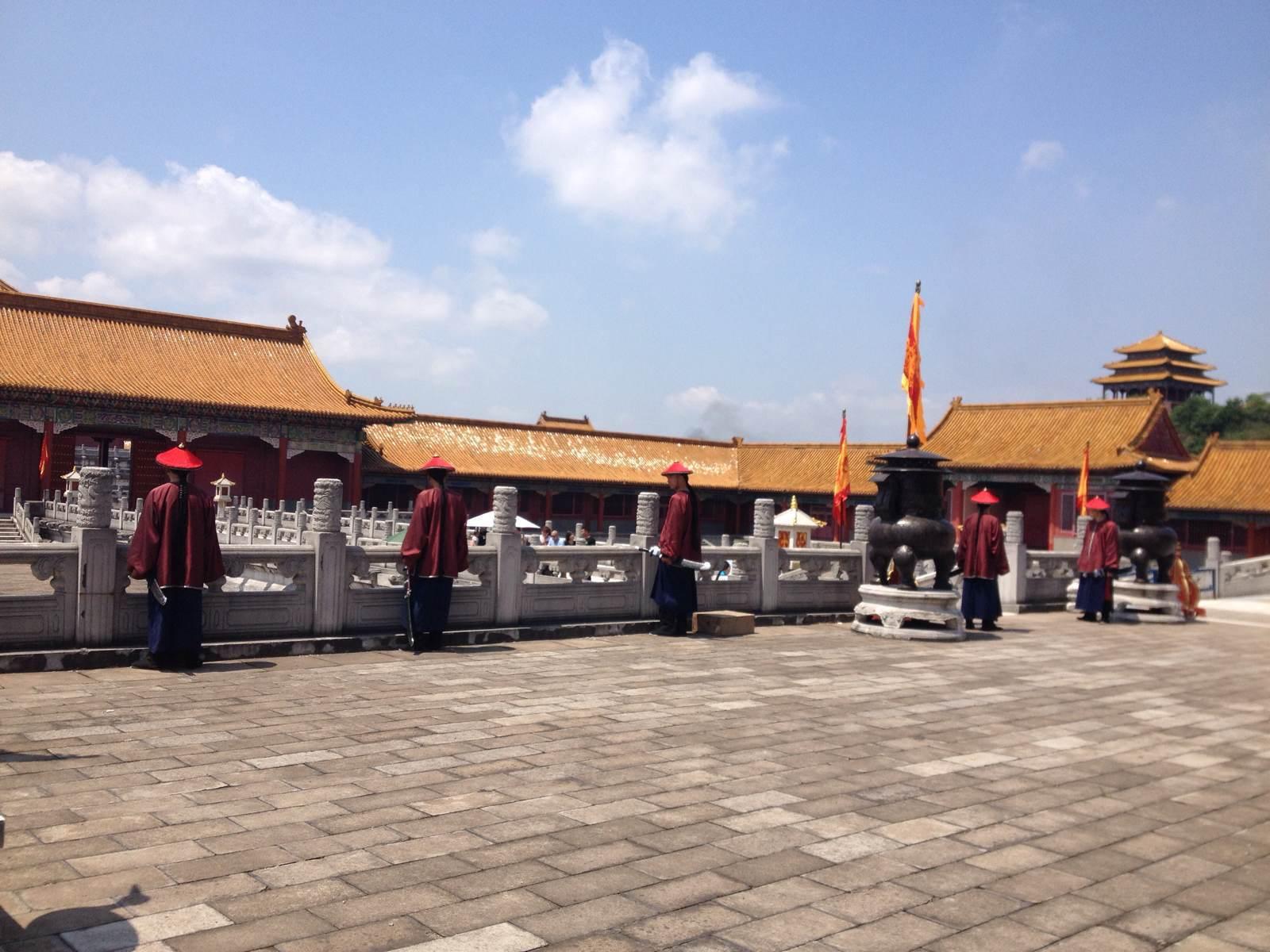 明清宫苑图片
