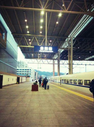 贵阳高铁站